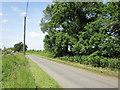 SJ4573 : Hob Lane heading west by Jeff Buck