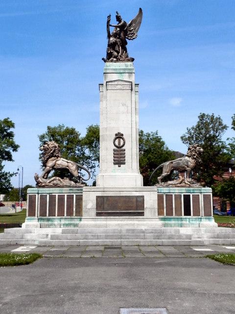 Ashton-Under-Lyne War Memorial