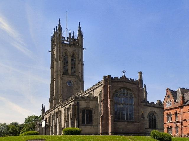 St Michael's Parish Church, Ashton-Under-Lyne