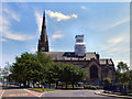 SJ9499 : Albion Church, Ashton-Under-Lyne by David Dixon