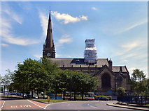 SJ9499 : Albion Church, Ashton-Under-Lyne by David Dixon