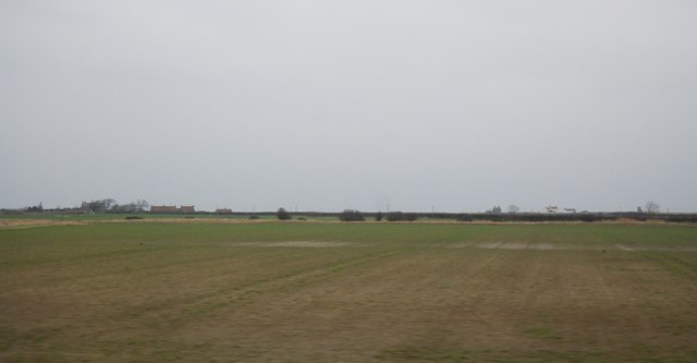 Farmland near Goswick