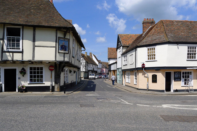 Strand Street, Sandwich, Kent