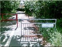 SZ0795 : Learning Lane, Ensbury Park by Alex McGregor