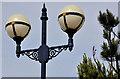 J5082 : Lamppost, Pickie, Bangor (1) by Albert Bridge