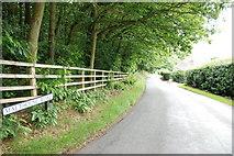SK0512 : Malthouse Road, Gentleshaw by Mick Malpass