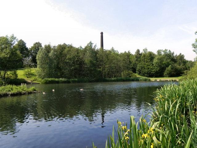 Stamford Park Upper Lake