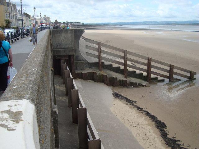 Sea Defences, Burnham-on-Sea