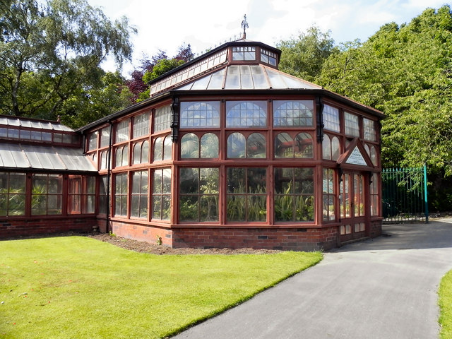 John Nield Conservatory, Stamford Park