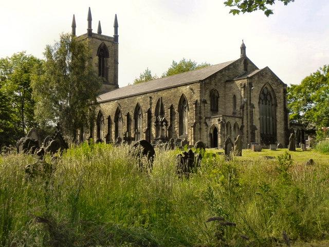 St George's Church, Stalybridge