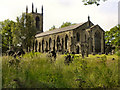 SJ9698 : St George's Church, Stalybridge by David Dixon