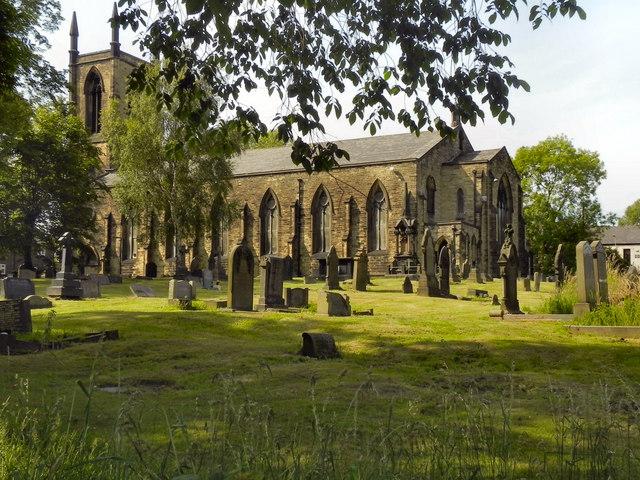 St George's Parish Church, Stalybridge