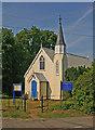 TL0903 : 'Tin tabernacle', Bedmond, Hertfordshire (1) by Julian Osley