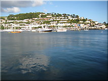 SX8751 : Dartmouth Harbour by Philip Halling