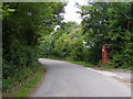TM2558 : Rookery Road in Hoo by Adrian Cable