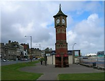 SD4364 : Clock Tower, Morecambe by JThomas