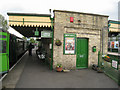 SU7239 : Alton station - Watercress Line by Given Up