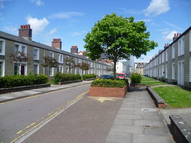 Reading Street, Swindon Railway Village