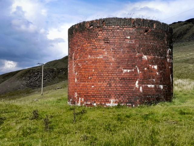 Standedge Tunnel Ventilation Tower