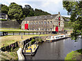 SE0411 : Standedge Tunnel Visitor Centre, Huddersfield Narrow Canal by David Dixon