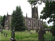 SD6411 : Holy Trinity Church, Horwich by Philip Platt