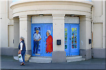 TR3752 : Entrance to the Regent, Deal by Cameraman