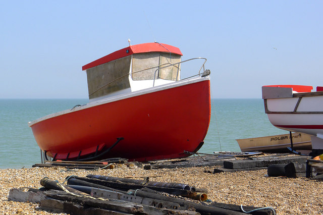 Red Boat on the Beach, Deal