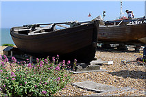TR3752 : Boats on the Beach, Deal by Cameraman