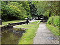 SE0512 : Huddersfield Narrow Canal, Lock 35E by David Dixon