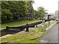 SE0713 : Huddersfield Narrow Canal, Lock 23E by David Dixon