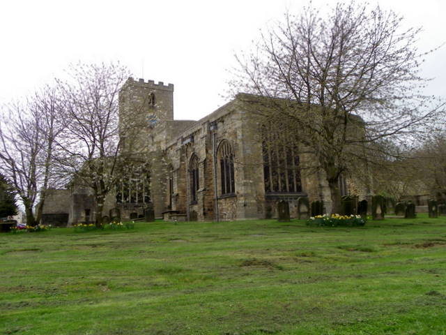 St Mary's Church, Staindrop