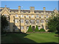 TL4458 : Sidney Sussex College, Cambridge by David Purchase
