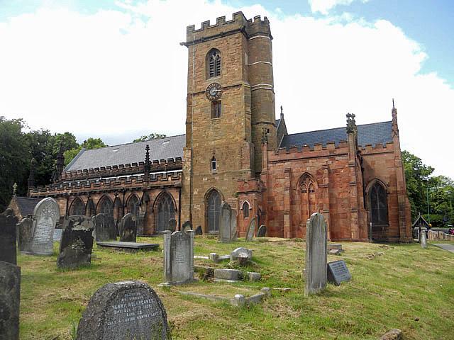 St. Mary's at Handworth
