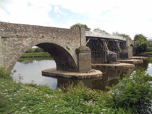 Whitney-on-Wye Toll Bridge