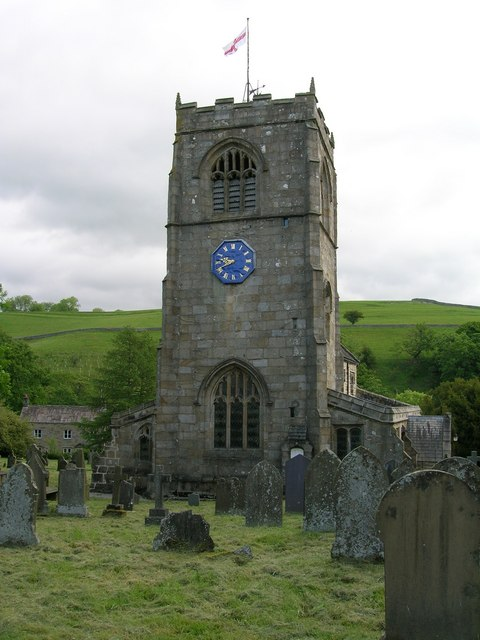 Church, Burnsall