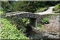 SH7972 : Footbridge at Bodnant Garden by Jeff Buck
