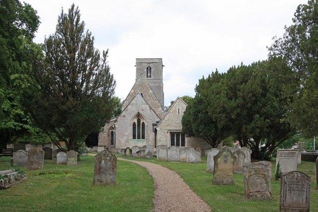 St Mary, Stilton