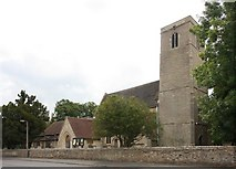 TL1589 : St Mary, Stilton by John Salmon