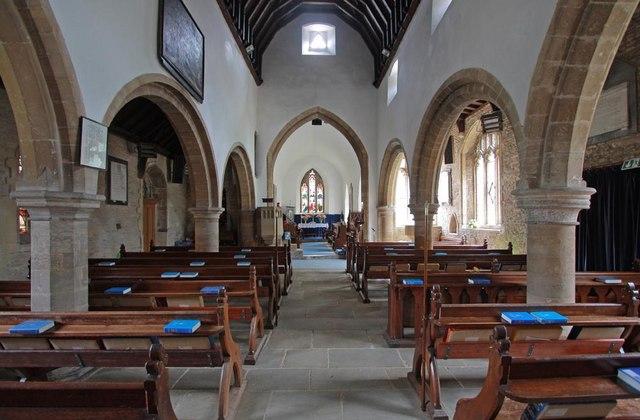 St Mary, Stilton - East end