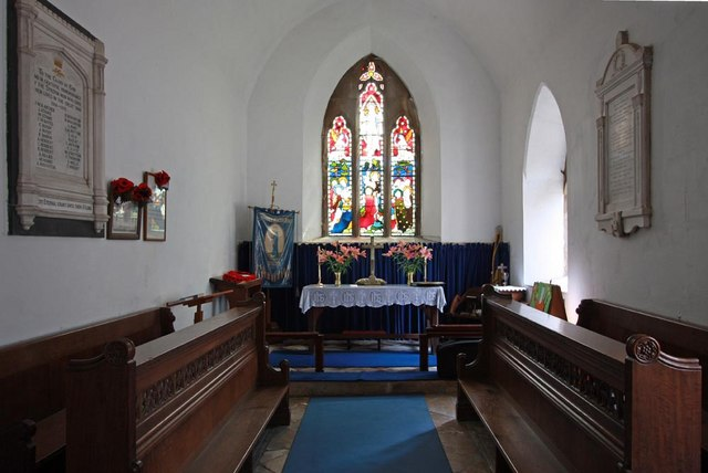 St Mary, Stilton - Chancel