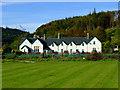 NS2172 : Bridgend Cottages by Thomas Nugent