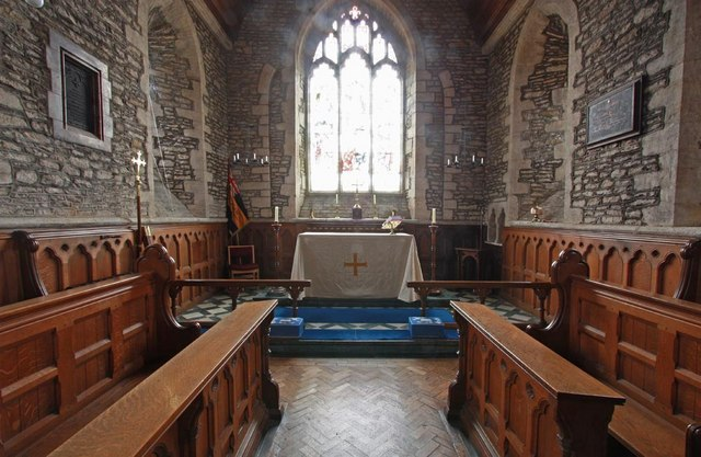 St Mary, Woodnewton - Chancel