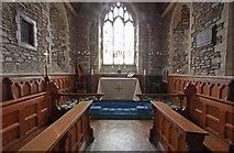 TL0394 : St Mary, Woodnewton - Chancel by John Salmon
