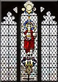TL0797 : St Mary Magdalene, Yarwell - Stained glass window by John Salmon