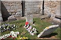 TF1505 : St Benedict, Glinton - Churchyard by John Salmon