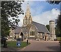 TQ3205 : Woodvale Crematorium by Paul Gillett