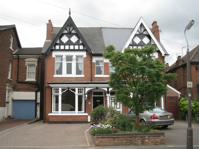 58 and 60, Western Road, Boldmere