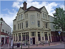 SP0786 : The Old Fox, Birmingham by Chris Whippet