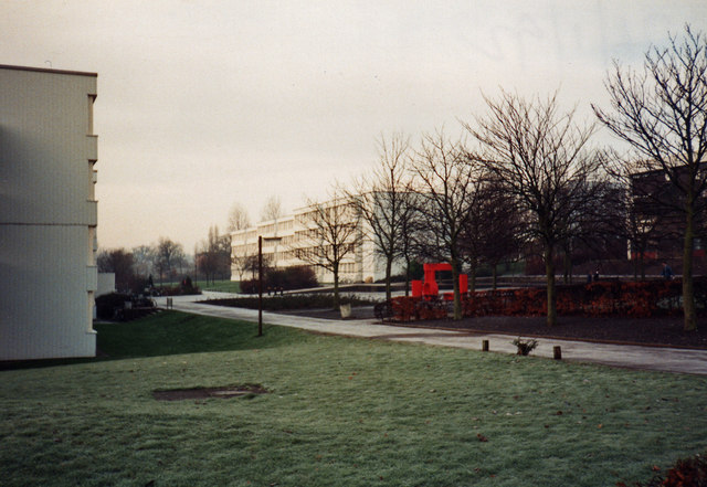 Warwick University Rootes Hall 1992 169 John Sutton Geograph Britain And Ireland