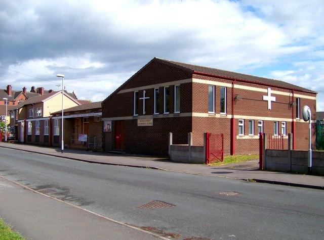 Temple Street Methodist Church, Fenton